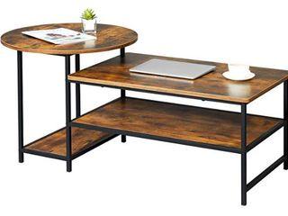 Gama Coffee Table caramelwood