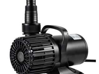 VIVOSUN 2600 GPH Submersible Water Pump 120W Ultra Quiet Pump with 20 3ft Power Cord High lift for Pond Waterfall Fish Tank Statuary Hydroponic