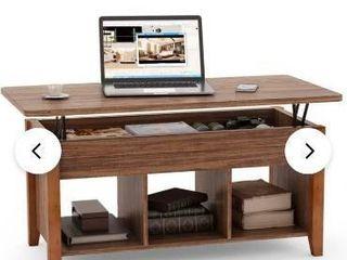 CJ 001 SW lift coffee table