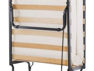 linon Home Dcor linon Memory Foam luxor Folding Bed  Single