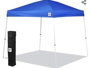E z Up Sierra Ii Canopy  10  X 10  Royal Blue