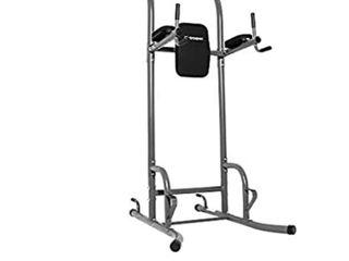 Retrospec Power Tower for Functional Fitness Home Gym Strength Trainer