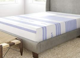 Vibe Gel Memory Foam 12 Inch Mattress   CertiPUR US Certified   Bed in a Box  Twin