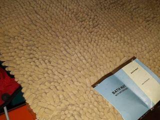 Bath Mat with anti skid back