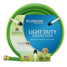 flexon light duty garden hose 50 ft