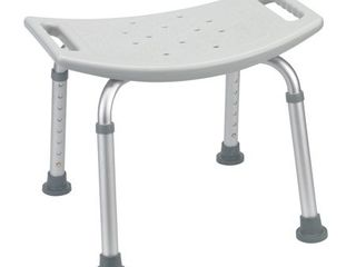 Bath SafetyBenches Stools Product Description  Bath Seat w o Back  KD  Retail 1 EA