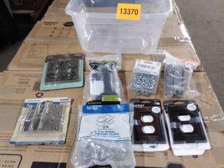 variety of items 8 pcs