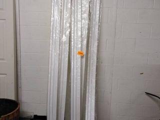 white crown molding 8 ft 5 pcs foam