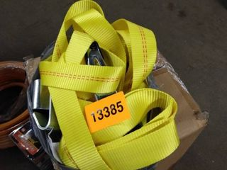 yellow strap heavy duty