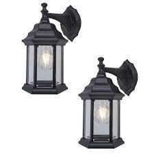 Project Source Wall lantern lights