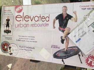 Elevated Urban Rebounder  Unopened