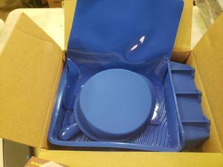 10 Pc Silicone Bakeware Set