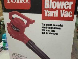 Toro Super Blower Yard Vac