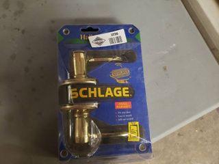 Schlage Hall and Closet Door Handle