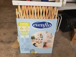EvenFlo Expansion Swing Gate