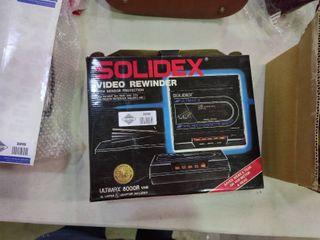 Solidex Video Rewinder