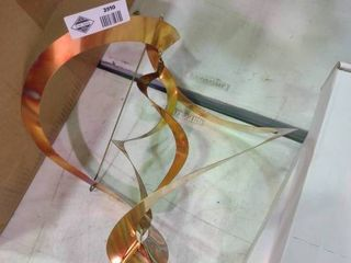 Copper Hanging Metal Wind Spinner