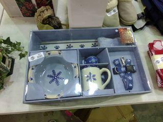 7 pc Dog Gift set