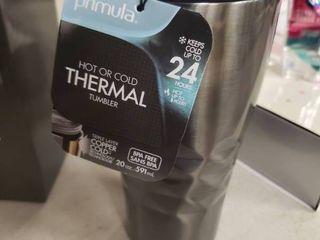 Primula Thermal Tumbler  Gun Metal