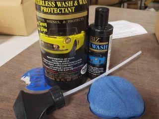IBIZ Waterless Automobile Wash