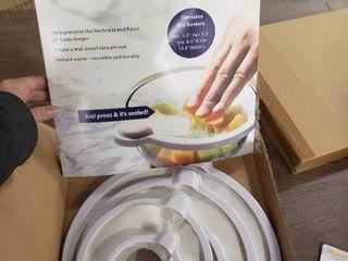 2 Boxes of Keepeez Vacuum Food Sealers
