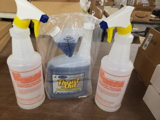 lot of Thrust Out Cleaner