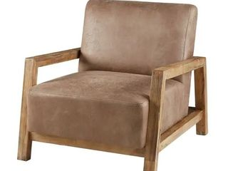 Strick   Bolton Ezhel Taupe lounge Chair