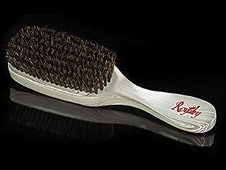 Royalty By Brush King  Medium Hard Clear Wave Brush