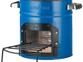 EcoZoom Dura Rocket Portable Cooking Stove   Blue