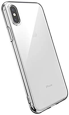 Slim Clear iPhone Xs iPhone X Case  Single layer  Clear