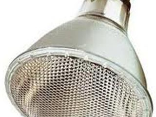 Satco lighting S2243 Clear Single 60 Watt Dimmable Par30 Shaped Medium  E26  Base Halogen