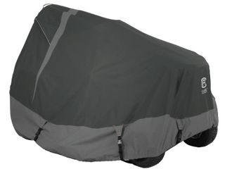 Classic Accessories StormPro Waterproof Heavy Duty lawn Tractor Cover  Fits tractors with decks up to 54 in