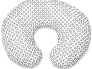 Boppy Original Nursing Pillow and Positioner  Geo Circles  Cotton Blend Fabric with allover fashion