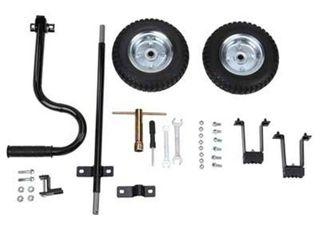 DuroStar DS4000S WK Wheel Kit for DS4000S Black
