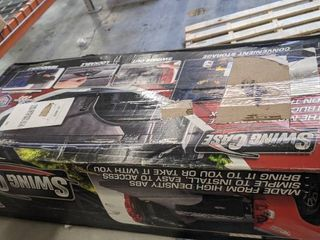 Undercover SwingCase Truck Bed Storage Box   SC500D   Fits 04 15 2004 Nissan Titan Drivers Side