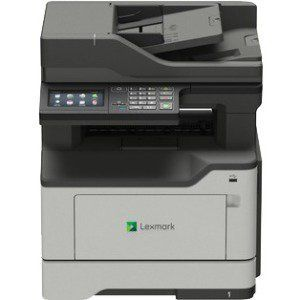 lexmark MB2442adwe Monochrome Multifunction Printer with fax scan Copy Interactive Touch Screen Wi Fi and Air Print Capabilities  36SC720  Grey  2 1