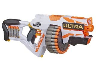 Nerf Ultra One Motorized Blaster   25 Nerf Ultra Darts   Farthest Flying Nerf Darts Ever   Compatible Only with Nerf Ultra One Darts