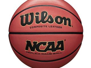 Wilson NCAA Replica Game Basketball  Official   29 5