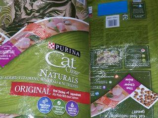 Purina Cat Chow Natural Dry Cat Food  Naturals Original   13 lb  Bag