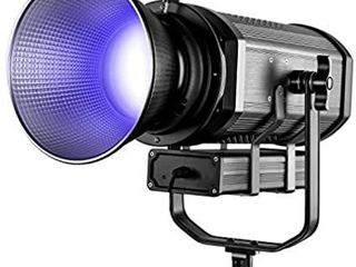 GVM RGB Video lighting with Bowens Mount   lED Video light Kit 8 Modes of Scenes lighting Video Spotlight Dimmable Bi Color Daylight Balanced Continuous Output lighting for YouTube Studio Interview Retails   499
