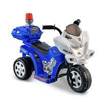 Kid Motorz lil  Patrol 6 Volt Battery Powered Ride On Motorcycle