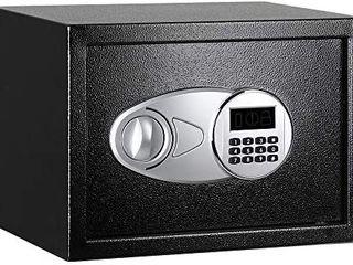 Amazonbasics Security Safe 20 l   Black