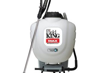 D B  Smith 190348 Max Professional S2 Backpack Sprayer  4 Gallon
