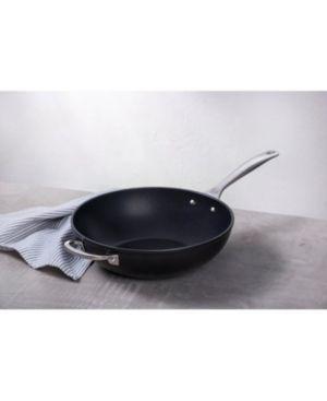 le Creuset Hard Anodized Aluminum Nonstick 12  Stir Fry Pan