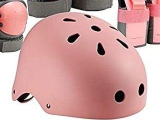 Spofine Kids Bike Helmet  Toddler Helmet Adjustable for Kids Youth Adult  for Skateboard  Bike  Roller Skating  Cycling  Scooter  Rollerblade