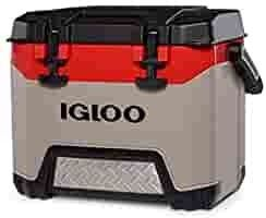 Igloo Bmx 52 Quart Cooler With Cool Riser Technology Fish Ruler And Tie down