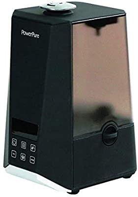 PowerPure 5000 Warm   Cool Mist Ultrasonic Humidifier