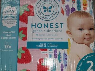 The Honest Co  Diapers  Size 2  152 Count Brand