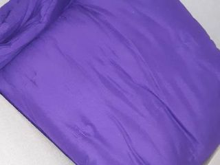 AmazonBasics Tufted Stitch Comforter Set   Premium  Soft  Easy Wash Microfiber   Twin Twin Xl  Plum