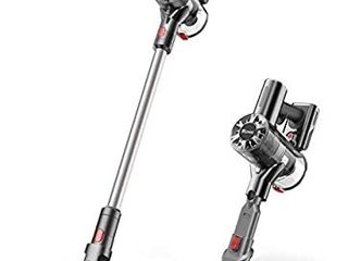 Tocmoc Cordless Vacuum  5 in 1 Stick Cleaner  HEPA H12  for Home  Hard Floors  Carpet and Car lightweight Quiet  T185